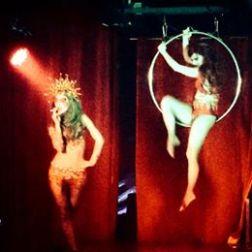 Pussy Riot Nights in Cirque le Soir 2014