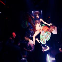 Pussy Riot Nights in Cirque le Soir 2014