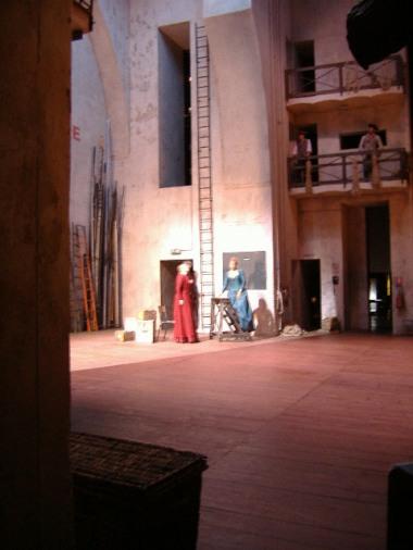 Cosi fan tutte, Garnier Opera, Paris / Stage conductor : Patrie Chéreau Scenography : Richard Peduzzi
