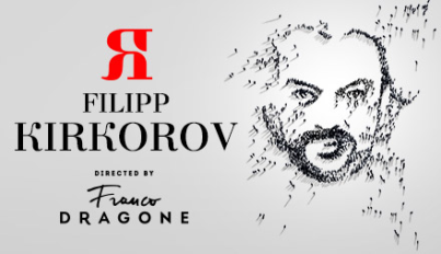 KIRKOROV TOUR 2016 by FRANCO DRAGONE; Moscou Russia. Props design and management