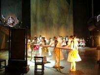 La petite danseuse de Degas, Garnier Opera, Paris / Choregraphy : Patrice Bart Music : Denis Levaillant