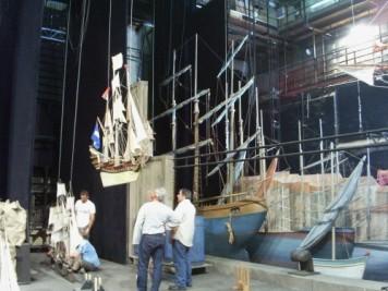 Marius et Fanny, Marseille Opera 2007 / Stage director : Jean Louis Grinda Music : Vladimir Cosma Light : Roberto Venturi