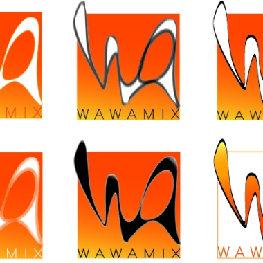 WAWAMIX Logo DJ app