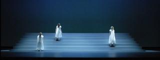 Eugene Onegine, Aix Lyric Festival, 2002 / Stage director : Irina Brook Conductor : Daniel Harding