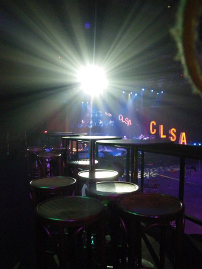 Luminous CLSA Gala. HK 2011
