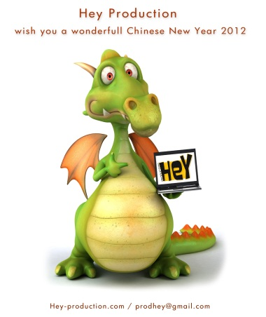 Dragon Year Hey production