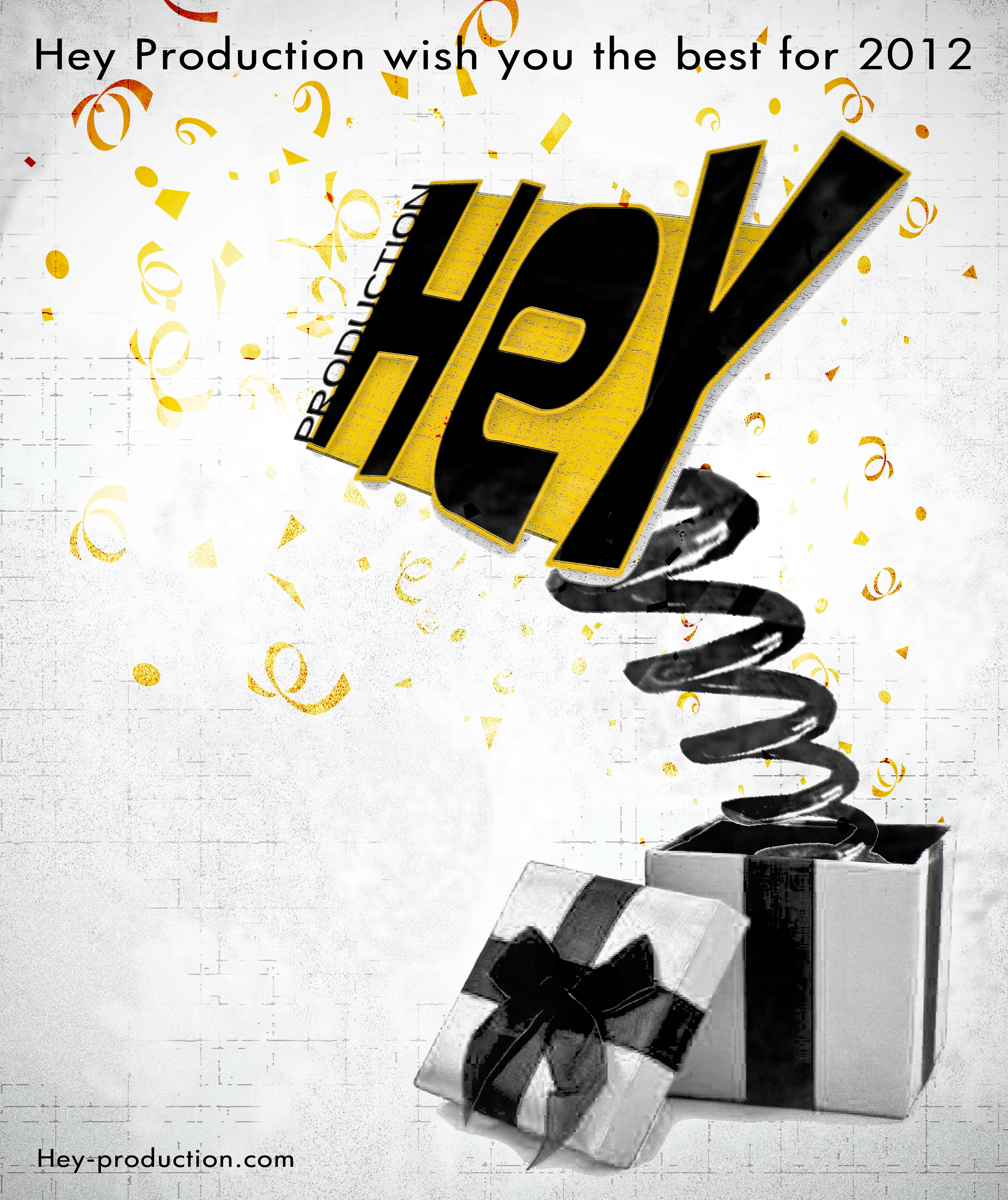 Hey Christmas 2012