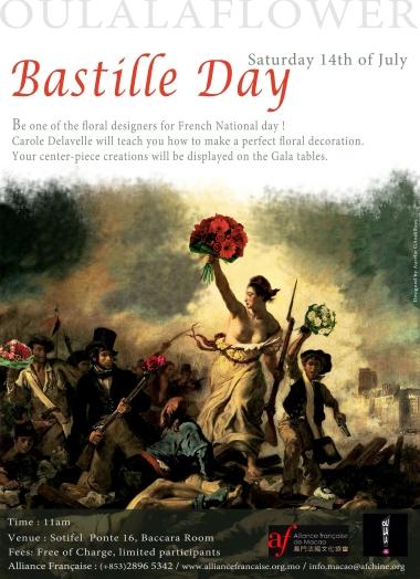 14 july French celebration class