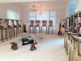 Louis Vuitton private showroom Event, HK, Uniplan 2014