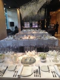 MOET & CHANDON private diner Beijing Event, Uniplan SH 2014, Props display,deco