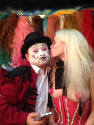 Special Pride Party Cirque le soir Shanghai, 2014,