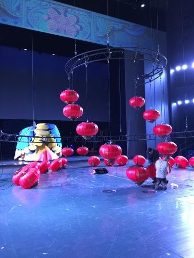 Harbin Wanda Park Show 2017 China / Sokol Show