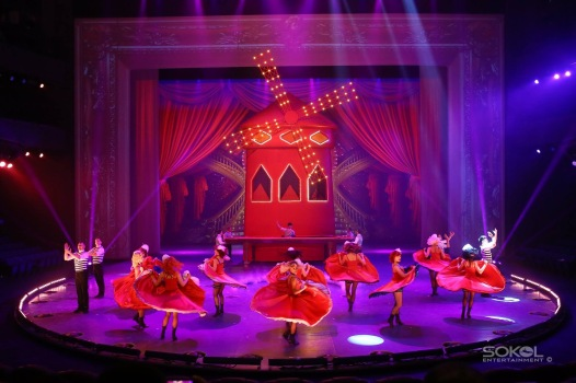Harbin Show Moulin Rouge Act