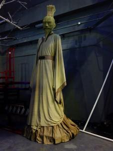 Giant Puppet Han ShowWuhan 2014