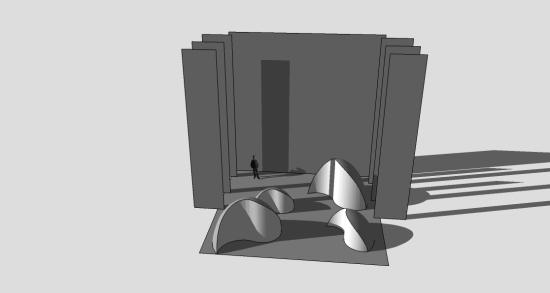 3D design Sceno Studies / Dance sho