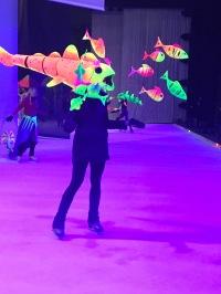 Puppet Holiday on Ice Atlantis show creation 2017