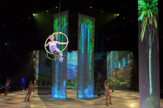 Holiday on Ice Atlantis show creation 2017