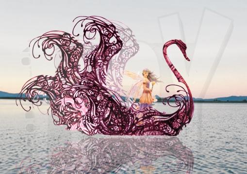 FLOATING ANIMAL PROPS concept and illustration / SOKOL SHOW Prod / Wanda Co. China