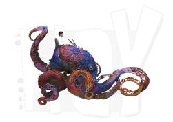 GIANT FLOATING PUPPET concept and illustration / SOKOL SHOW Prod / Wanda Co. China