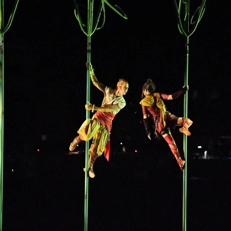 Cirque du soleil X Show Hangzhou 2019